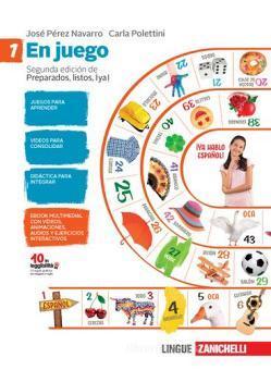 En juego-A través de la cultura hispánica. Per la Scuola media. Con espansione online vol.1
