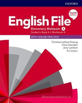 English file. Elementary multipack A. Per il biennio delle Scuole superiori. Con espansione online
