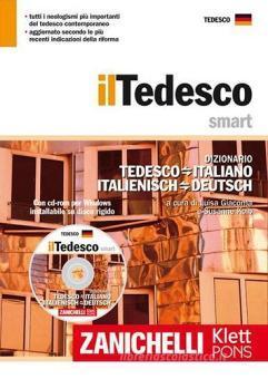 Il tedesco smart. Dizionario tedesco-italiano, Italienisch-Deutsch. Con cofanetto
