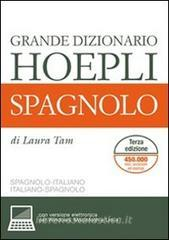 Grande dizionario Hoepli spagnolo. Spagnolo-italiano, italiano-spagnolo. Ediz. bilingue