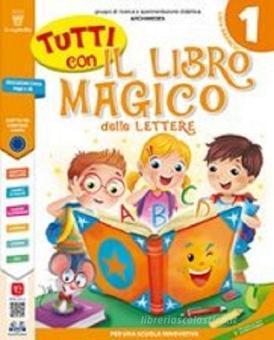 Tutti con il libro magico delle lettere 2. Per la Scuola elementare. Con e-book. Con espansione online vol.2