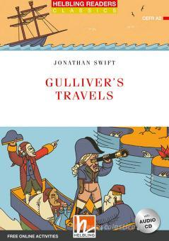 Gulliver's travels. Level A2. Helbling readers red series. Classics. Con CD Audio. Con espansione online