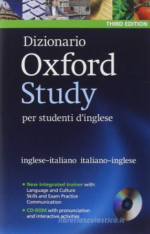 Oxford study dictionary 2012. Con CD-ROM