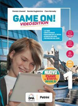 Game on! Student's book & workbook. Con Maps. Ediz. video. Per la Scuola media. Con e-book. Con espansione online. Con DVD-ROM. Con File audio per il download vol.3