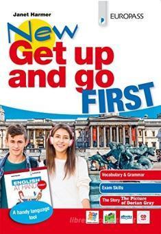 New get up and go First. Con English at hand. Per le Scuole superiori. Con CD Audio formato MP3 vol.3