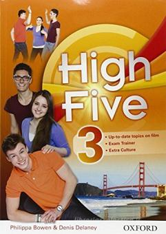 High five. Student's book-Workbook-Exam trainer. Per la Scuola media. Con CD Audio. Con e-book. Con espansione online vol.3