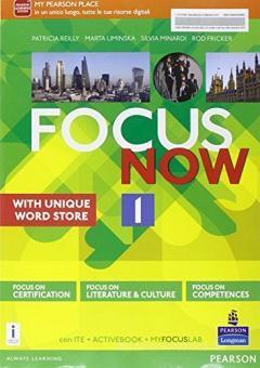 Focus now. Per le Scuole superiori. Con e-book. Con espansione online vol.1