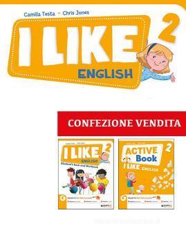 I like english. Per la Scuola elementare. Con e-book. Con espansione online vol.2