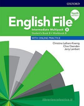 English file. Intermediate multipack B. Per il triennio delle Scuole superiori. Con espansione online