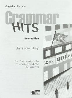 Grammar hits elementary to pre intermediate