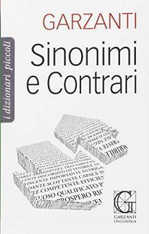 Piccolo dizionario dei sinonimi e contrari