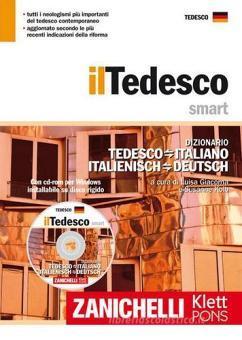 Il tedesco smart. Dizionario tedesco-italiano, italienisch-deutsch. Con CD-ROM