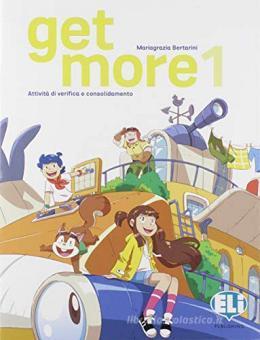 Get more. Per la Scuola elementare vol.1