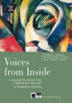 Voices from inside. Accessing the literary text a skills-based approach. Con CD
