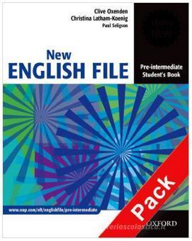 New english file. Pre-intermediate. Workbook. Without key. Per le Scuole superiori. Con Multi-ROM