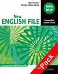 New English file. Intermediate. Student's book-Workbook. Without key. Per le Scuole superiori. Con Multi-ROM