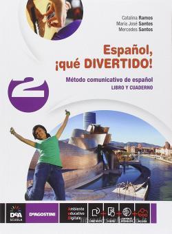 Español, ¡que divertido! Libro del alumno y cuaderno. Per la Scuola media. Con e-book. Con espansione online vol.2