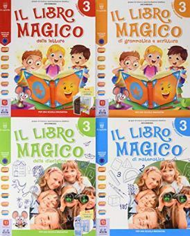 Libro magico. Per la 3ª classe elementare. Con e-book. Con espansione online