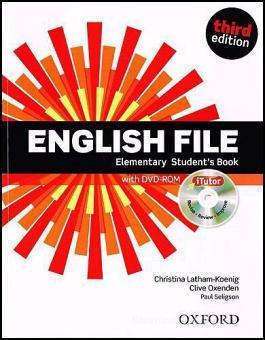 English file digital. Elementary. Student's book. Per le Scuole superiori. Con DVD-ROM