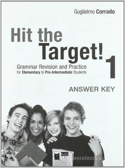 Hit the target. Answer key vol.1