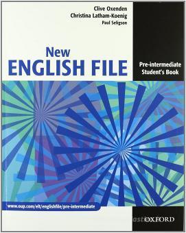 New english file. Pre-intermediate. Entry checker-Student's book-Workbook-My digital book. Con espansione online. Per le Scuole superiori. Con CD-ROM