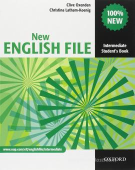 New english file. Intermediate. Entry checker-Student's book-Workbook. Con espansione online. Per le Scuole superiori. Con CD-ROM