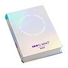 Smemoranda 2022. Diario Smemo 16 mesi medium. Special Edition Mirror me. Blu