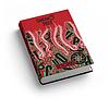 Smemoranda 2022. Diario Smemo 16 mesi large. Special Edition Octopus. Rosso