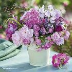 Calendario 2019 Flowers 30x30 cm