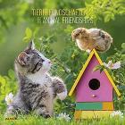 Calendario 2020 Animal Friendship 30x30 cm