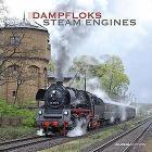 Calendario 2020 Steam Engines 30x30 cm