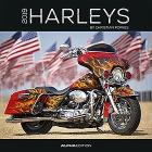 Calendario 2019 Harleys 30x30 cm