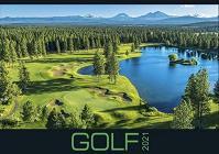 Calendario 2021 Golf 48,5x34
