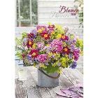 Calendario 2020 Flowers 23,7x34 cm