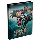 Diario 12 mesi League of Legends personaggi non datato