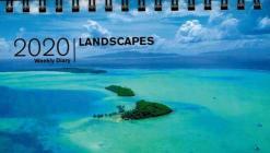 Landscapes 2020. Agenda settimanale spiralata small
