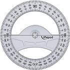 Goniometro Essentials 360 gradi 12 cm