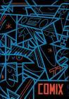 Comix 2019-2020. Agenda 16 mesi standard Special Edition. Nero e azzurro