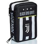 Astuccio completo triplo scomparto Juventus