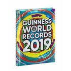 Superdiario Guinness World Records 2019. Diario agenda 16 mesi