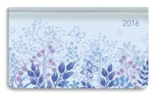 Ladytimer Pastel Blue Agenda Settimanale 2016