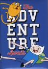 Diario Adventure Time non datato 12 mesi blu
