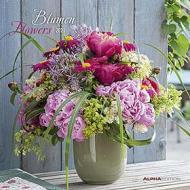 Calendario 2021 Flowers 30x30
