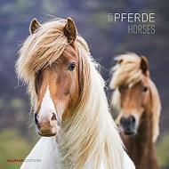 Calendario 2021 Horses 30x30