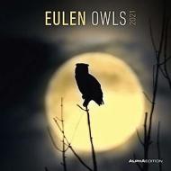 Calendario 2021 Owls 30x30