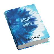 Smemoranda 2022. Diario Smemo 16 mesi large. Special Edition Good Vibes. Blu