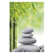 Agenda 2019 giornaliera 12 mesi Ladytimer Style Zen