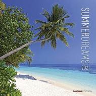 Calendario 2021 Summerdreams 30x30