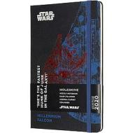 Moleskine 12 mesi - Agenda settimanale Limited Edition Star Wars Millennium Falcon - Large copertina rigida 2020
