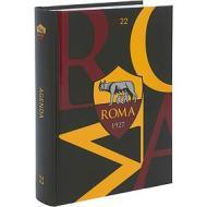 Diario AS Roma 2021-2022. Agenda 16 mesi